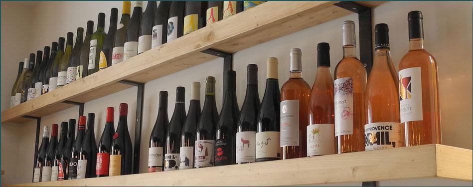 Vins rouges, vins blancs, vins rosés