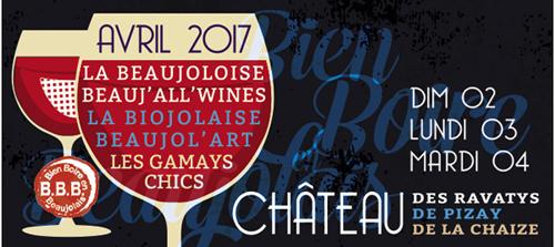 Les vignerons du Beaujolais à B.B.B.
